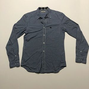 Burberry Brit Button Down Shirt Size Small
